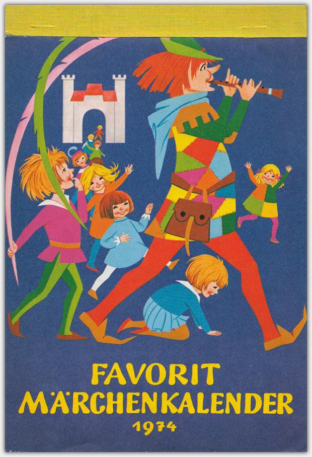 Favorit Märchenkalender 1974