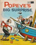 Wonder Book 791 : Popeye's Big Surprise