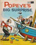 Wonder Book 791 : Popeye's Big Surprise