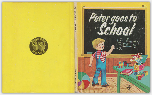 600 – Peter goes to School