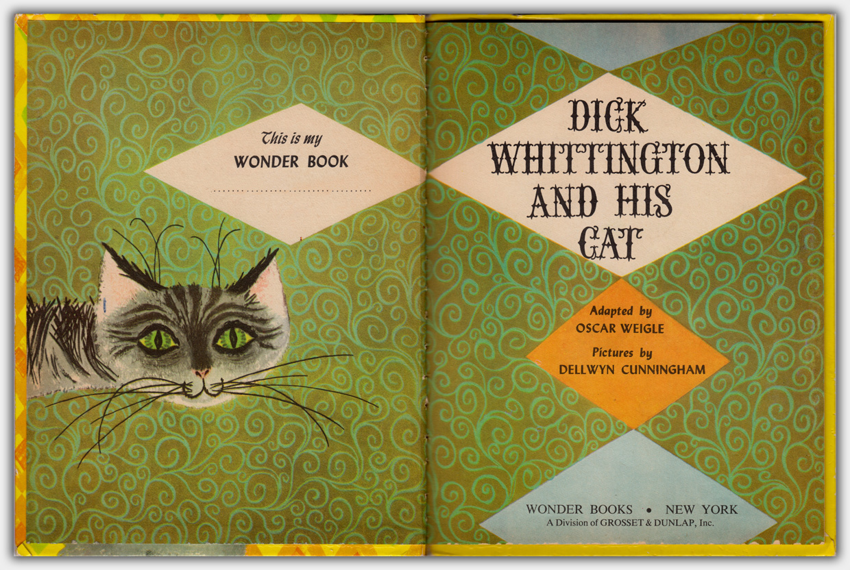 Dick Whittington and His Cat | Innentitel