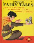Wonder Book 505 : Famous Fairy Tales
