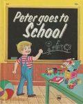 Wonder Book 600 : Peter goes to School
