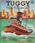 Wonder Book 696 : Tuggy the Tugboat