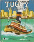 Wonder Book 696LIB : Tuggy the Tugboat