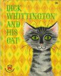 Wonder Book 705 : Dick Whittington and His Cat