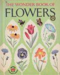 Wonder Book 784 : The Wonder Book of Flowers