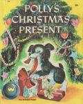Wonder Book 819 Polly's Christmas Present