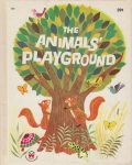 Wonder Book 825: The Animals' Playground