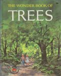 Wonder Book 827 : The Wonder Book of Trees