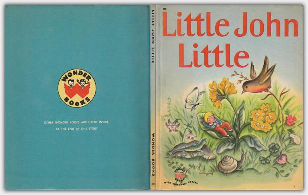 558 - Little John Little